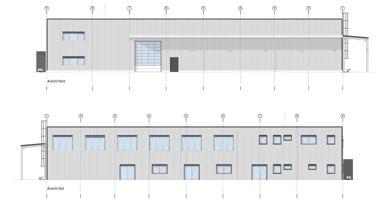 Neues Rechnzentrum